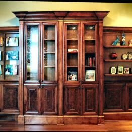 bookcase_with_burl_panels_in_a_cherry_finish