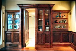 bookcase_with_burl_panels_in_a_cherry_finish_detail