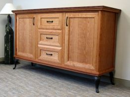cherry_and_koa_wood_credenza