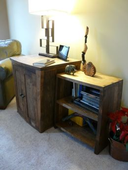 solid_maple_media_cabinet_and_bookcase