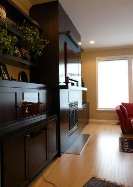 wall_unit_with_floating_shelves_in_espresso_finish_three_quarter_view